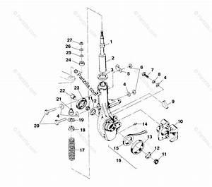 1999 Polaris Sportsman 500 Parts Diagram