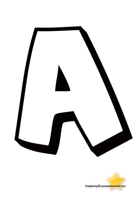 abecedario para imprimir letra por letra imagenes y