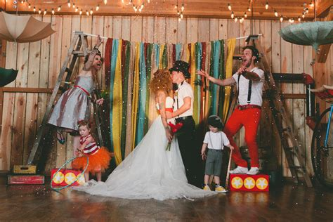 A Circus Themed Wedding… « Culture