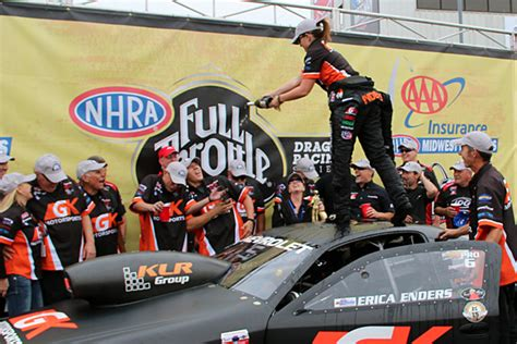 Our new tv commercials drive home that point, beautifully. St. Louis victory lifts Enders to third in championship ...