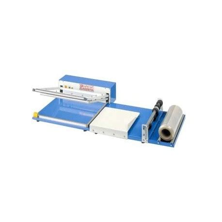 table top heat l l bar sealers table top crystal vision packaging