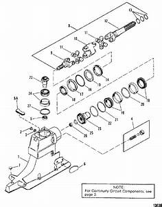 Mercruiser Alpha 1 Gen 2 Parts Diagram