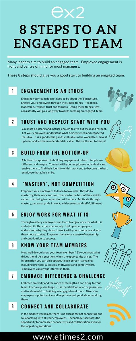 simple steps  successfully build  engaged workforce