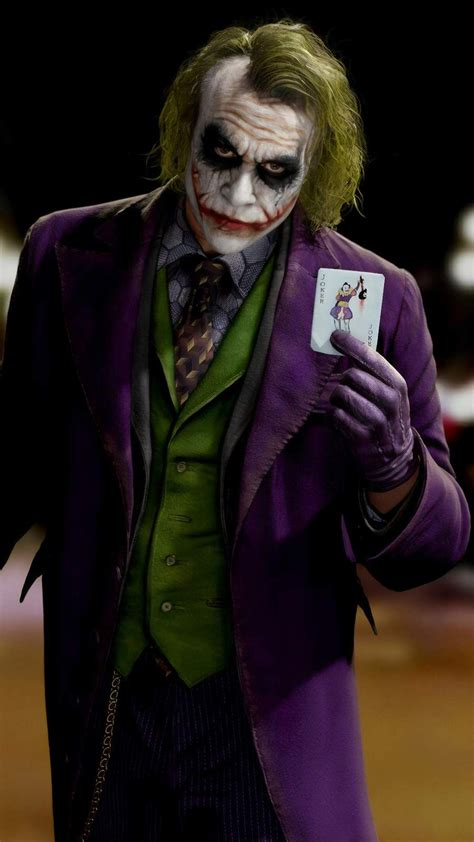 joker  card iphone wallpaper  images joker