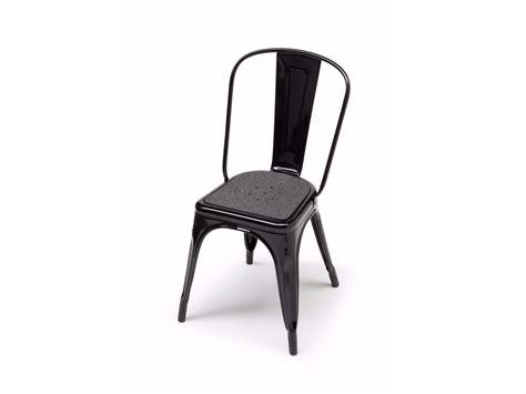 coussins pour chaises coussin en feutre pour chaise tolix by hey sign