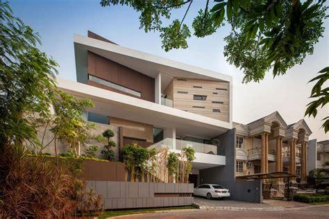 architecture villa moderne gratuit maison moderne 224 l architecture contemporaine au cœur de la capitale indon 233 sienne vivons maison