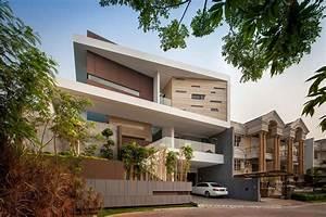 maison moderne a larchitecture contemporaine au coeur de With good creer plan de maison 8 maison contemporaine sur un terrain en pente
