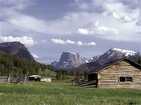 pinedale wyoming  sleepy  town     yellowstonea great place places