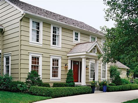 Get The Look Colonialstyle Architecture  Traditional Home