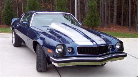 1975 Camaro Parts And Restoration Information