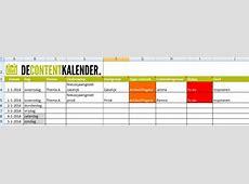 Contentplanning maken 10 tools voor webredactie en online