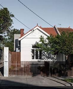 Ritz  U0026 Ghougassian Ajoute Une Extension De Brique Textur U00e9e  U00e0 Une Maison  U00e0 Melbourne  U2014 D U00e9co Id U00e9es