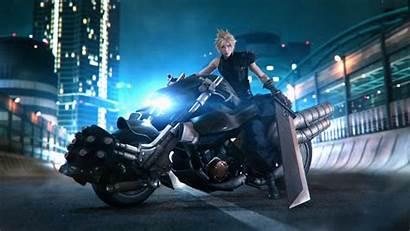 Remake Final Fantasy Vii Cloud System Combat