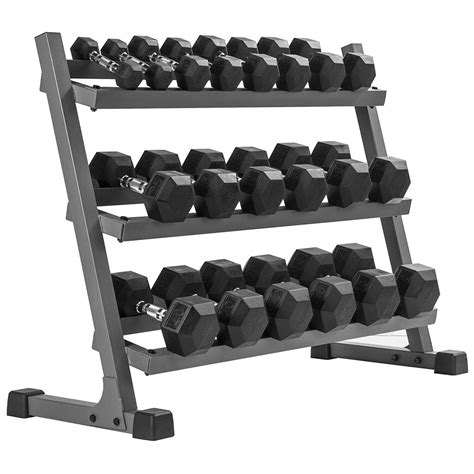 dumbbell rack set best dumbbell sets with rack 2018 reviews and buyer s guide