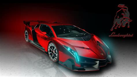 Car Wallpapers Lamborghini In Red
