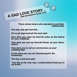 Quotes About Sad Love Story. QuotesGram