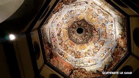 santa fiore interno organo della cattedrale di santa fiore a firenze