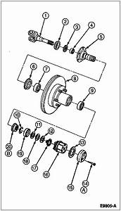 1999 Ford Ranger Front Hub Diagram