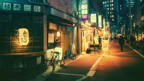 image result  tokyo street night photography iphone