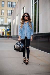 Street Style Edgy Basics. - Mia Mia Mine