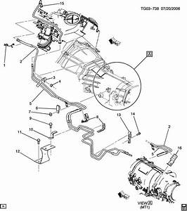 Gmc Savana Fuel Supply System
