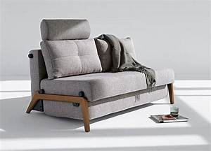 cubed wood deluxe sofa bed by innovation nova interiors With cubed deluxe sofa bed