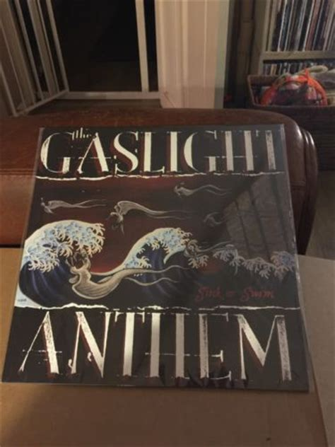 popsike com the gaslight anthem sink or swim lp on red