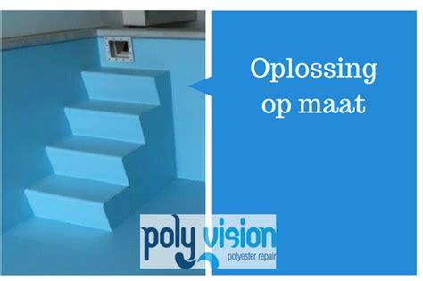 Polyester Boot Onderhoud by Home Polyester Reparatie En Zwembadrenovatie