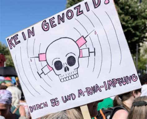 Who should be vaccinated first? No Genocide by 5G and mRNA vaccine! : 600euro