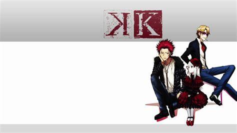 K Anime Wallpaper - k project wallpaper zerochan anime image board