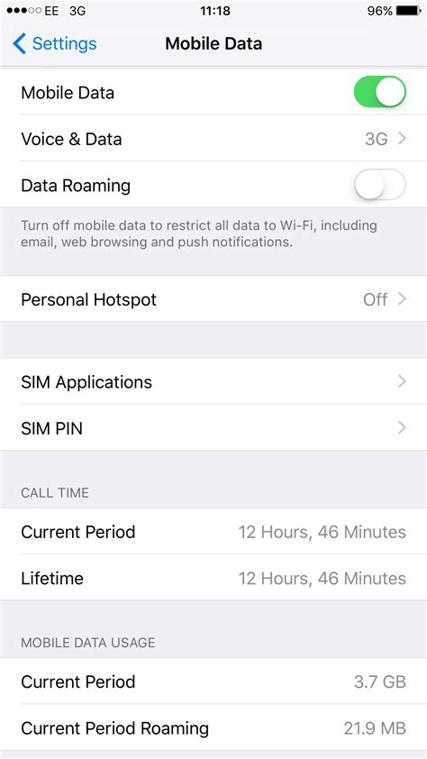 settings for iphone how to use ios settings on iphone and guide for ios
