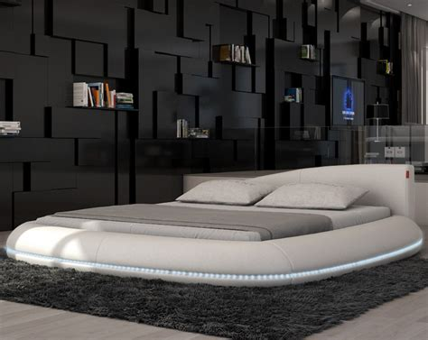 futuristic bed splendid bedroom furniture designs ideas with white round floor beds in futuristic bedroom