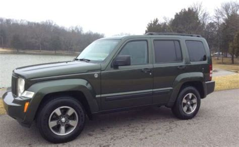 best auto repair manual 2008 jeep liberty seat position control buy used 2008 jeep liberty rare 6 speed manual transmission trail rated in nashville