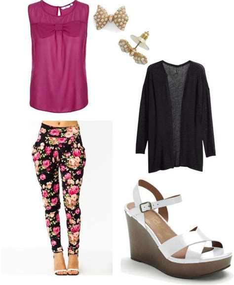 Top 5 Back-to-School Outfits #projectinspired #school ... | Get in My Closet!! | Pinterest ...