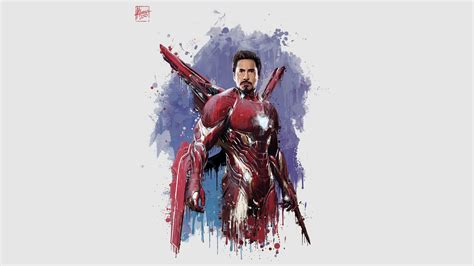 Iron Man Infinity War Wallpapers - Top Free Iron Man ...
