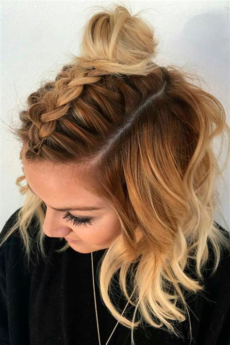 Picture Day Hairstyles For 21 lovely medium length hairstyles to wear at date