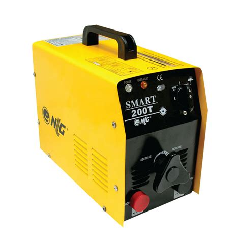 mesin las belt nlg welding inverter machine mesin las smart 200t