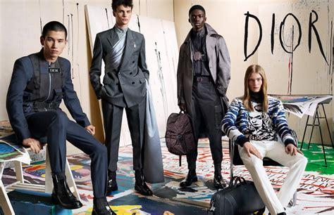 dior releases campaign  kim jones winter  collection