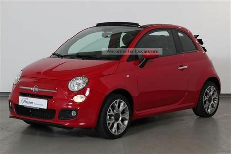 2013 Fiat 500 Turbo Specs by 2013 Fiat 500 C 1 2 8v S Car Photo And Specs