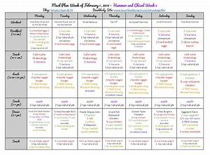 Hammer And Chisel Meal Plan