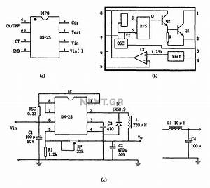 switching power supply monolithic switching regulator dn With voltage switching