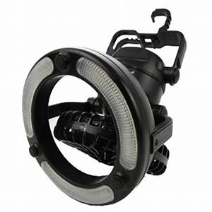 Clam Fan  Light Combo  Large