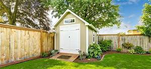 Pictures and Ideas for Storage Building Projects