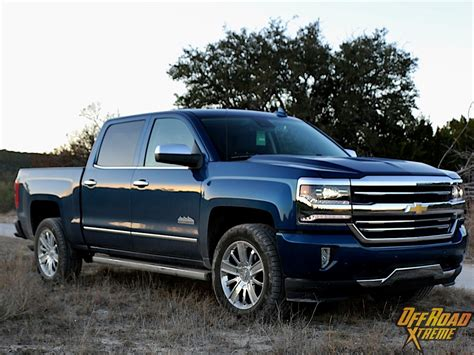 chevrolet silverado  high country  review