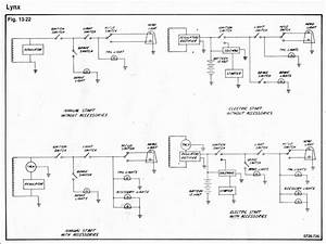 73 Lynx Wiring Diagram
