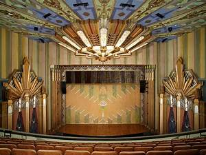 91 best images about fabulous theaters from the past on With art deco theatre interior