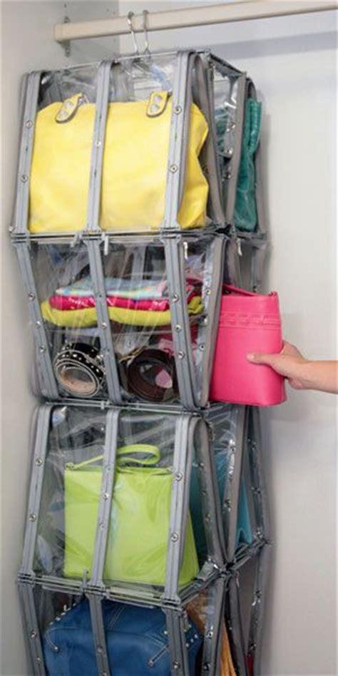 25 best ideas about purse storage organization on