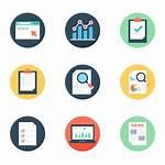 Icons Marketing Market Reports Analytics Icon Flaticon