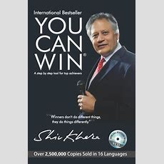 You Can Win A Step By Step Tool For Top Achievers (with Cd) (english)  Buy You Can Win A Step