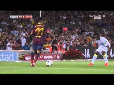Barcelona vs Santos 8 0 All Goals 02082013 - Videos - Metatube